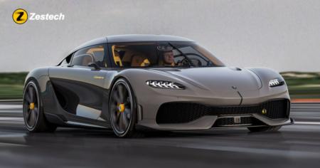 Koenigsegg Gemera: Siêu xe 4 chỗ nhanh nhất thế giới chính thức ra mắt