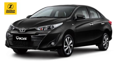 Top 5 mẫu xe ô tô bán chạy nhất tháng 12/2020