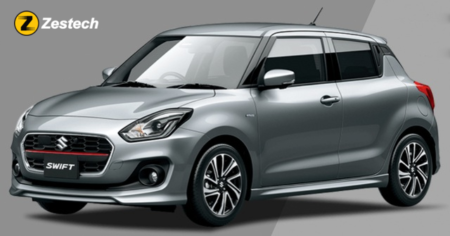 Dòng xe chủ lực của Suzuki Việt Nam năm 2021
