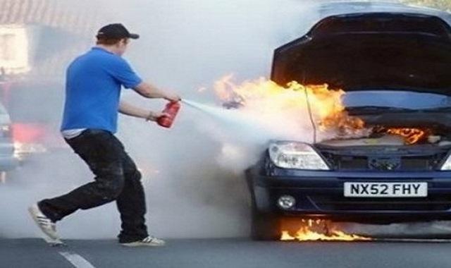 Nguyên nhân gây cháy nổ ô tô