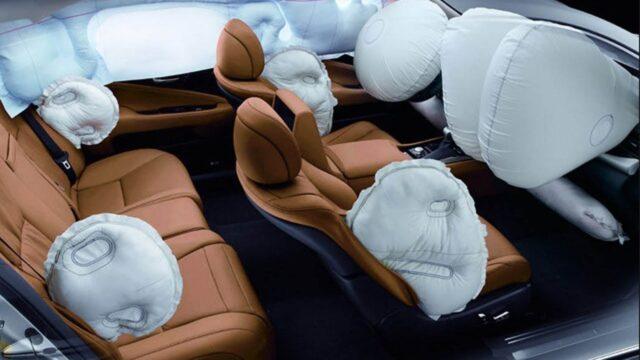 Túi khí ô tô