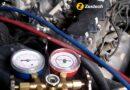 Gas điều hòa ô tô: Cách kiểm tra và quy trình nạp