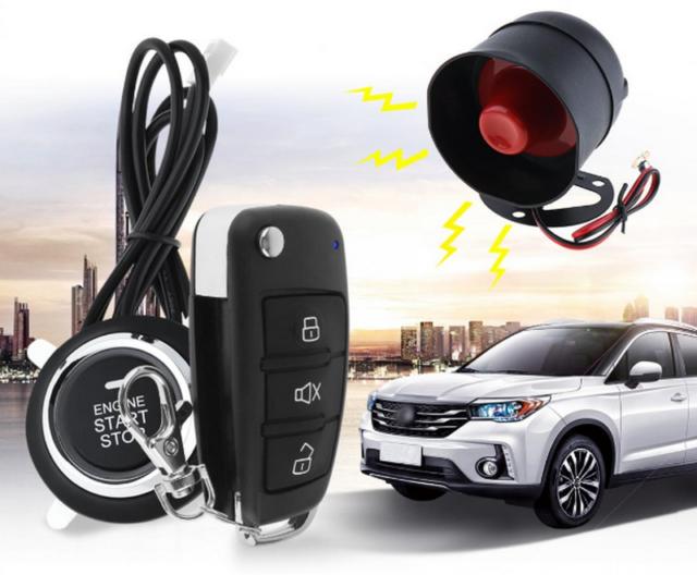 thiết bị chống trộm ô tô