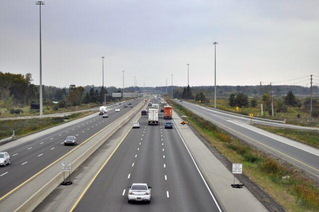Cách nhập đường cao tốc