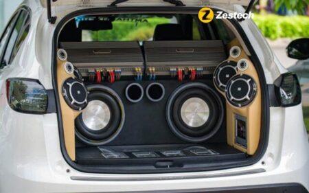 Tất tần tật về độ loa ô tô để nâng cao chất lượng âm thanh