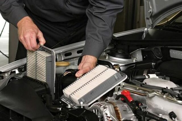 thói quen tiết kiệm xăng ô tô hiệu quả