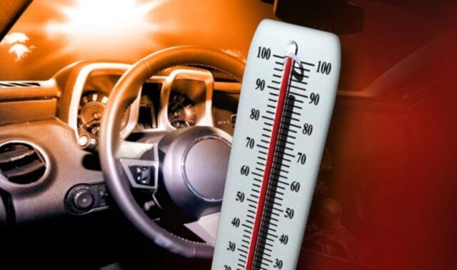 vấn đề ô tô thường gặp vào mùa hè