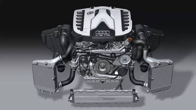 Động cơ xe ô tô