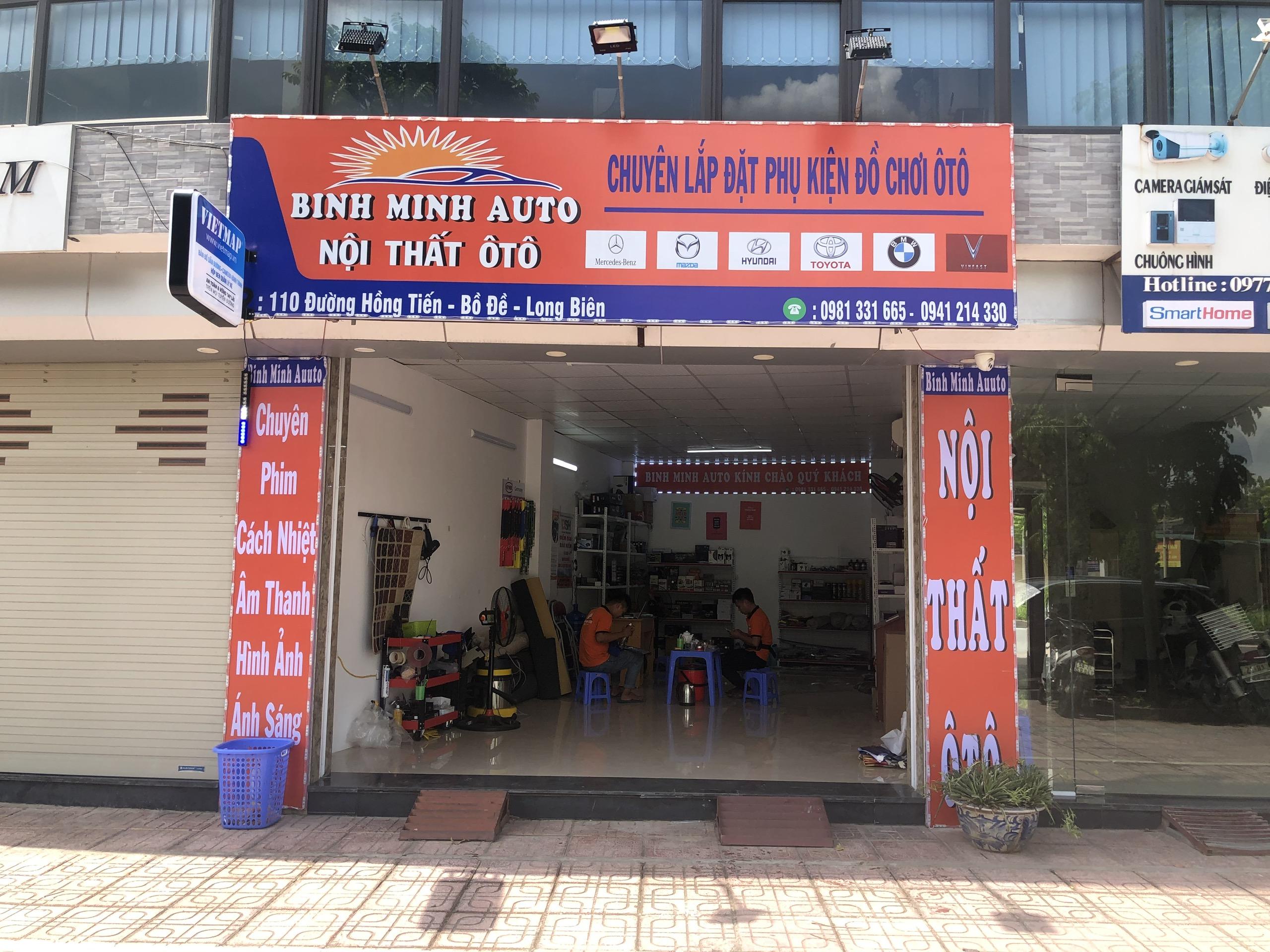 Bình Minh Auto