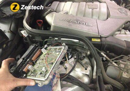 Hệ thống điện xe ô tô bao gồm bộ phận nào?