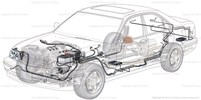 Hệ thống điện xe ô tô