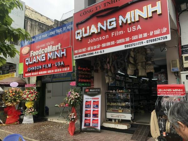 Công ty dịch vụ ô tô Quang Minh HCM
