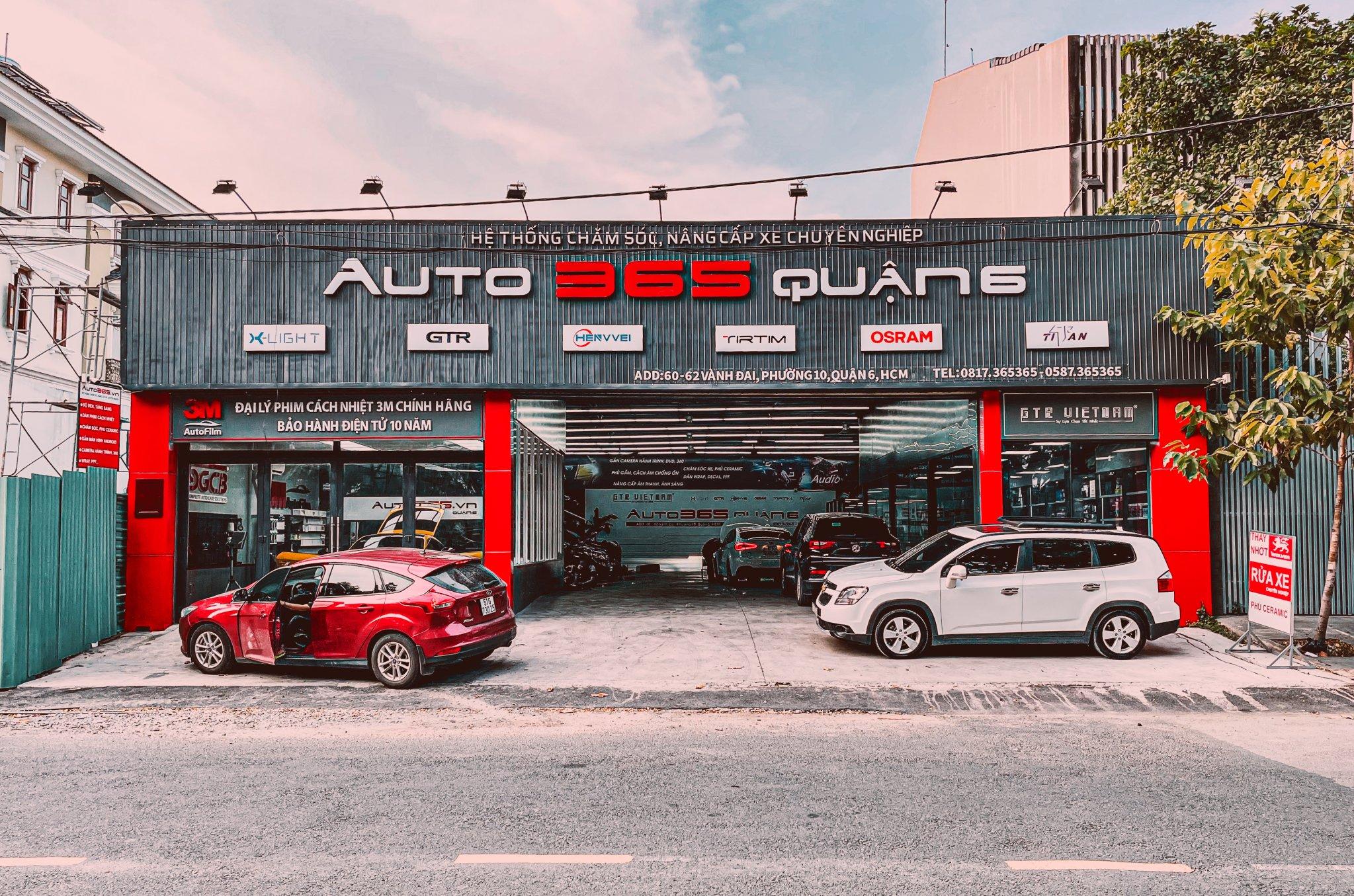 Auto 365 Quận 6
