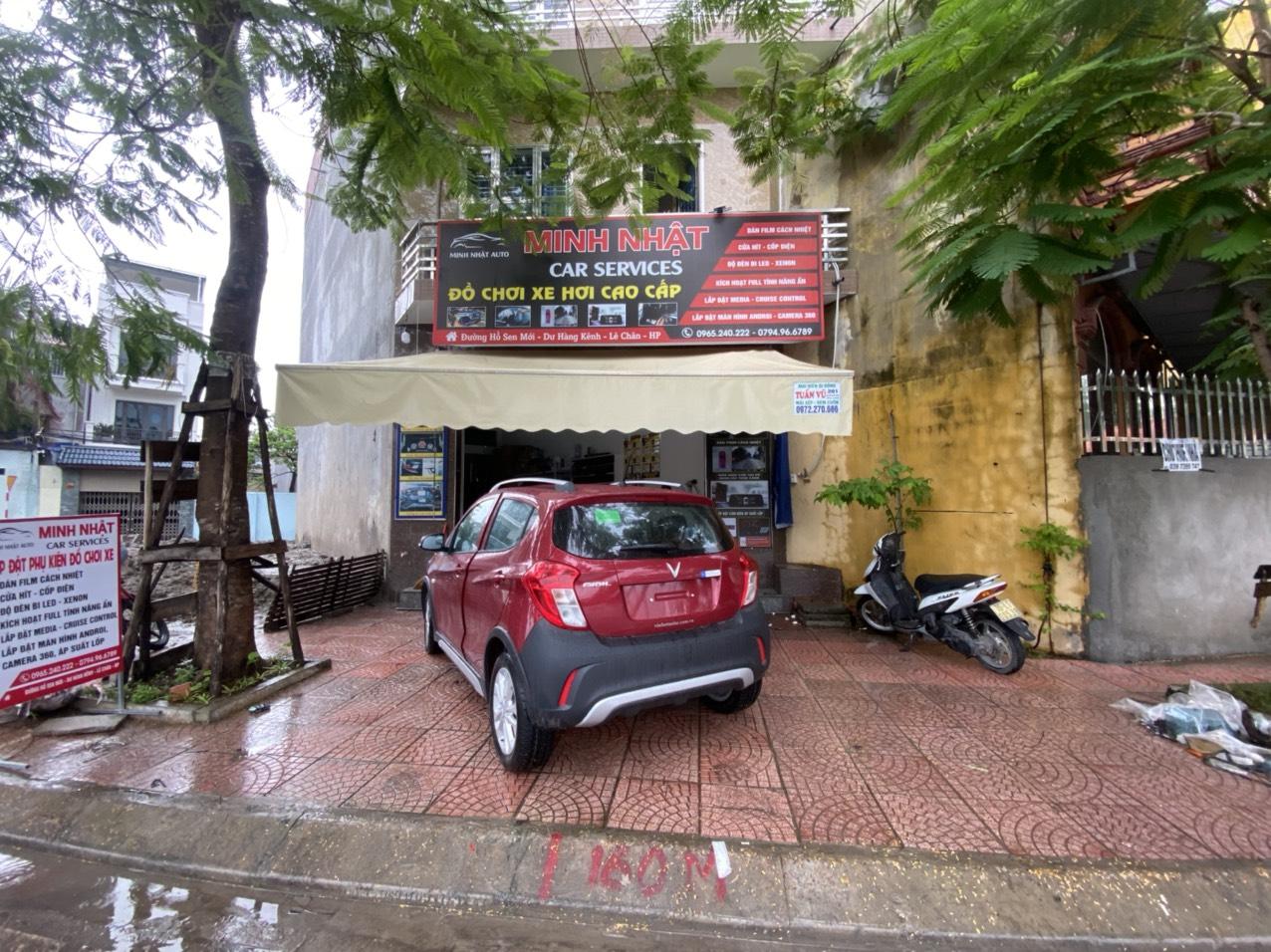 Nội thất ô tô Minh Nhật