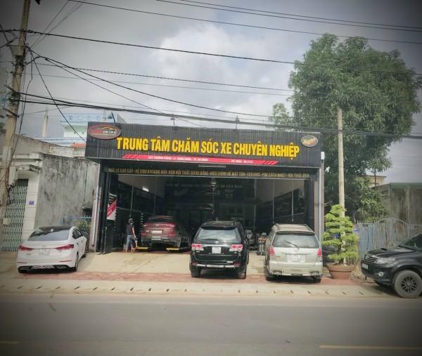 Nội thất ô tô Hợp Ý Carcare