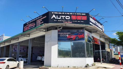 Nội thất ô tô 365 Ninh Thuận