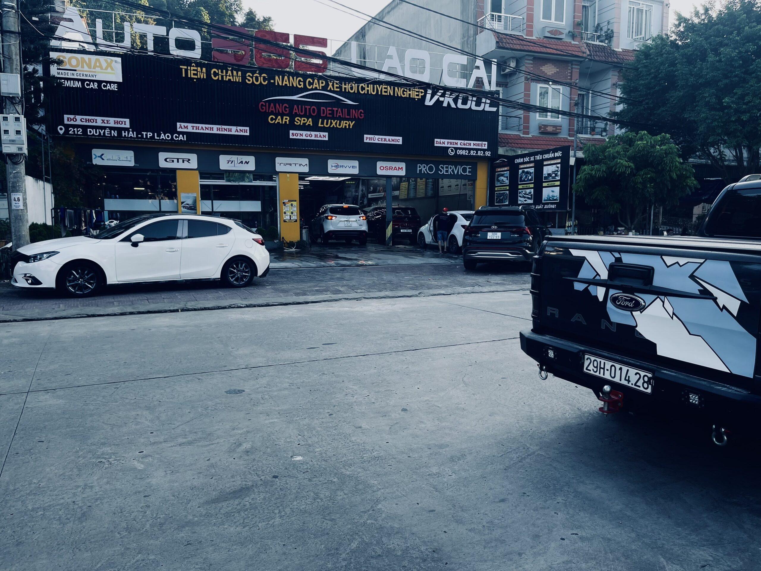 Trung tâm AUTO365 Lào Cai