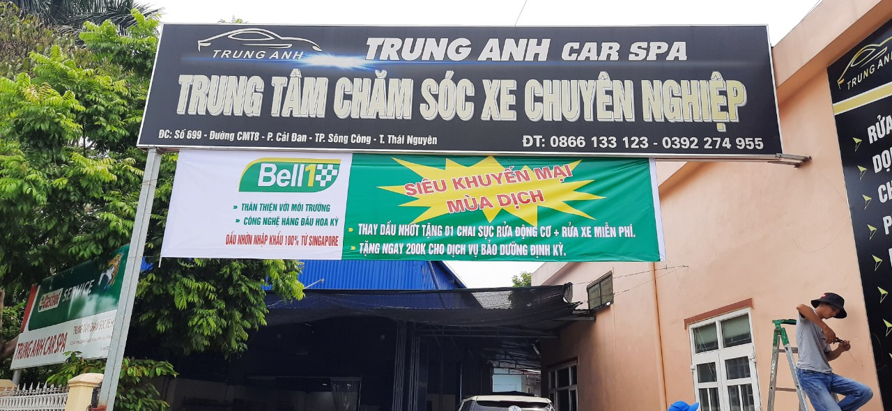 Trung Anh Carspa