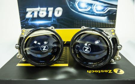 Nâng cấp đèn bi LED cho Fadil với cặp đèn bi LED A5 Zestech