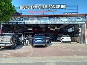 Gara ô tô Vinh Anh